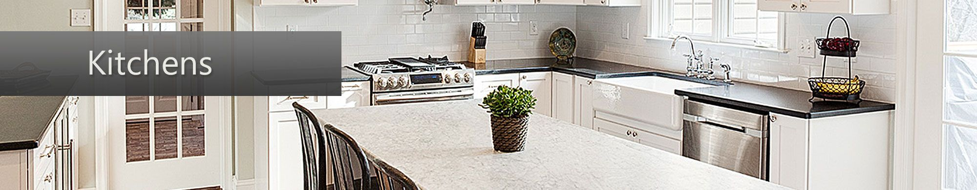 Philadelphia Area Custom Kitchens