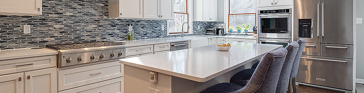 Philadelphia Main Line Custom Kitchens - Chef Kitchens