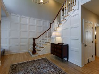 Stairway and Millwork
